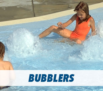 Swimming Pool Bubblers