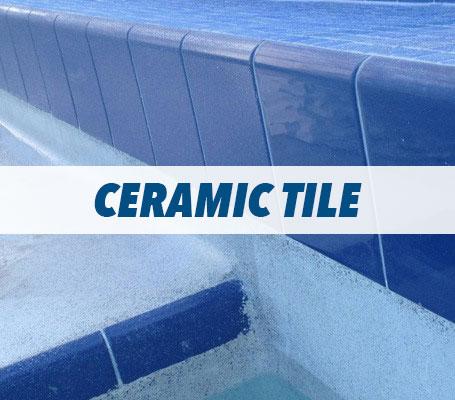 Ceramic 6X6 Swimming Pool Tile