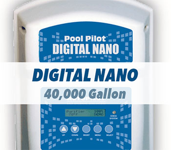 POOL PILOT DIGITAL NANO 40,000 GALLON